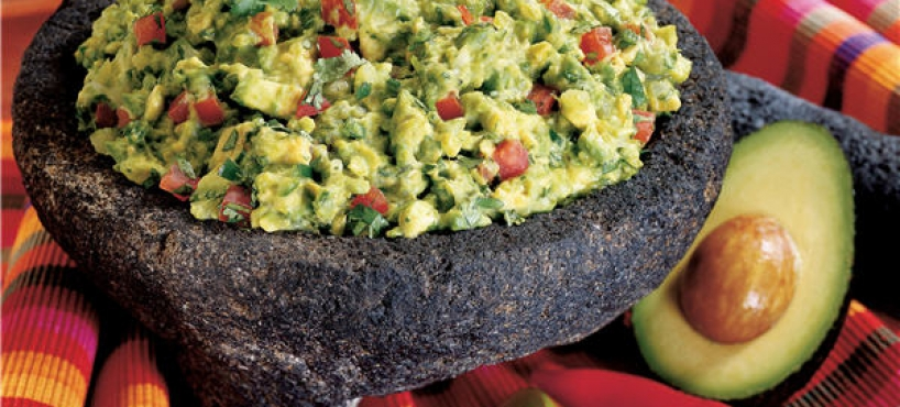 "<a href=""http://www.eatnaturalfoods.com/guacamole/"">Guacamole</a><span><p>If you like Guacamole this recipe will, be your new Guacamole recipe. The taste is unique , and the texture is creamy. Five Star Guacamole. 🙂</p> </span>"